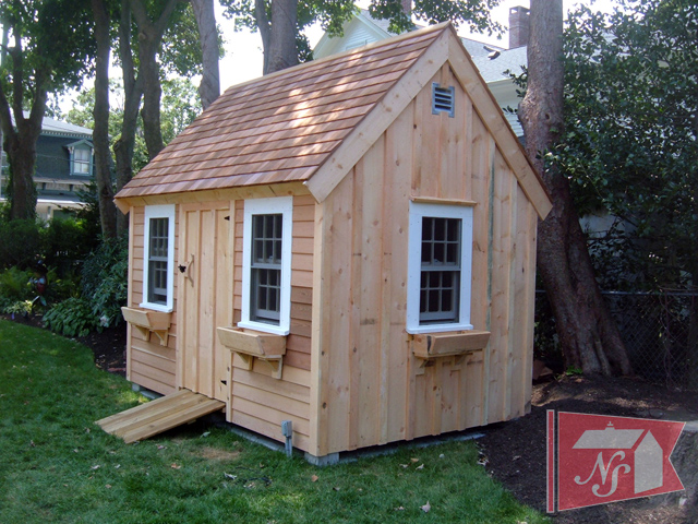 Plans for building a wood shed shed designs with loft Cape cod shed plans