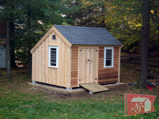 custom built wooden sheds garden sheds storage sheds by nantucket sheds