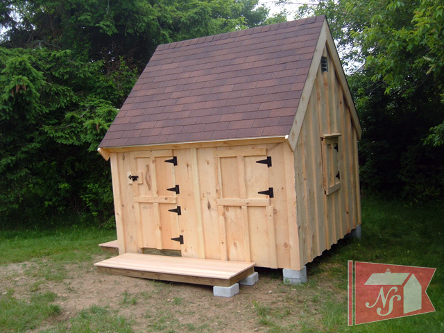 custom built wooden sheds garden sheds storage sheds by nantucket sheds - Garden Sheds Nh