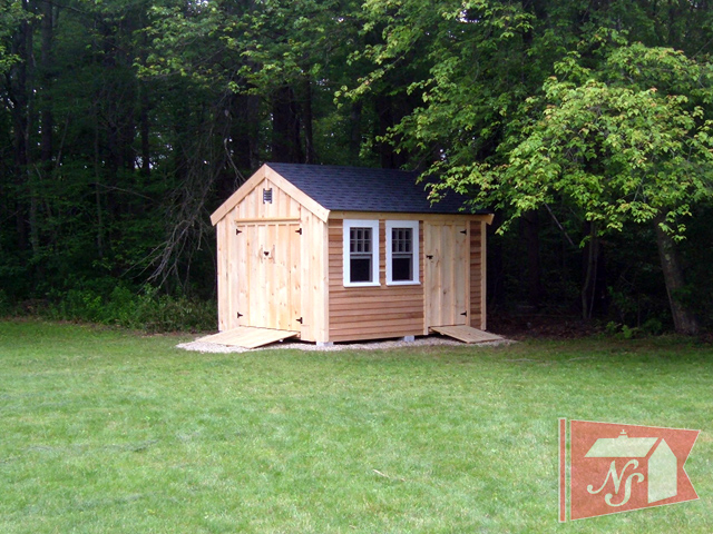 Superbe Custom Built Wooden Sheds Garden Sheds Storage Sheds By Nantucket Sheds