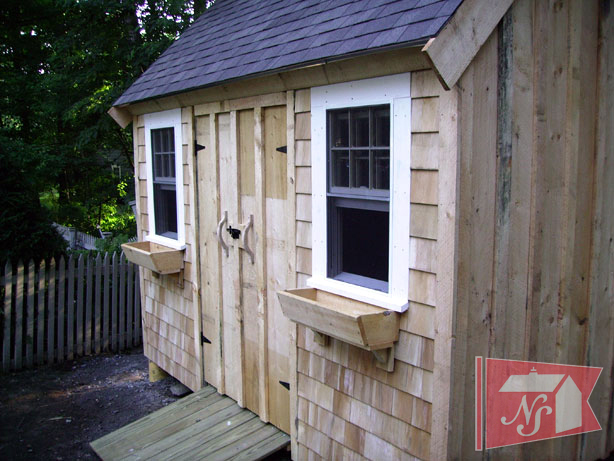 Etonnant Custom Built Wooden Sheds, Garden Sheds, U0026 Storage Sheds By Nantucket Sheds