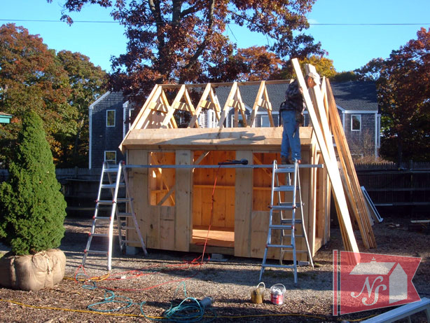 custom built wooden sheds garden sheds storage sheds by nantucket sheds - Garden Sheds Massachusetts