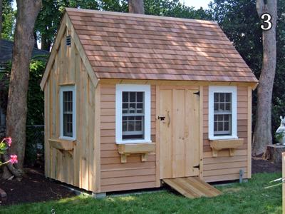 saltbox shed 3 - Garden Sheds New Hampshire